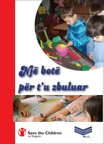 flutura dhe lulja - Save The Children : Albania