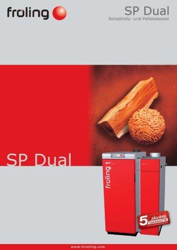 Fröling SP Dual