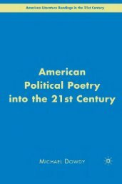 american political poetry in the 21st century - STIBA Malang