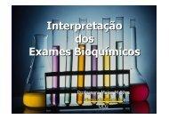 Exames Bioquímicos - Ucg