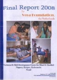 2008 - Vera Foundation