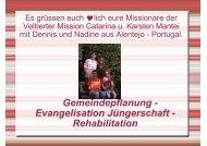 PDF (1,8 MB) - bei der Velberter Mission