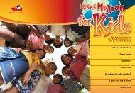 Fokus Mission for Kids - bei der Velberter Mission