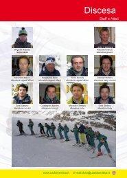 composizione squadre e calendari stagione 201 - US Dolomitica