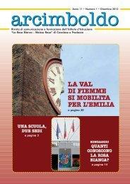 Arcimboldo dicembre 2012 – low res – pdf - il portale della Valle di ...