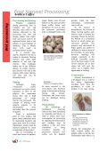 Post Harvest Processing - Page 3