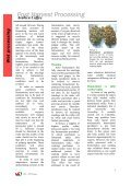 Post Harvest Processing - Page 4