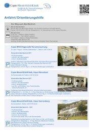 können Sie sich Informationen zur Anfahrt ... - Mosel-Eifel-Klinik