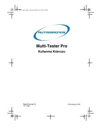 Multi-Tester Pro - Autodiagnos