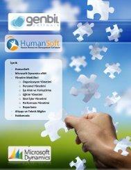 İdari İşler Yönetimi - İnsan Kaynakları Yazılımı