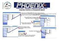 Model Uçak / Helikopter Simülasyon Eğitim Yazılımı 1 2 3 4 5 6