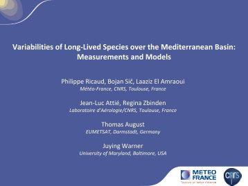 Measurements and Models