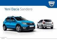 E-broşür indirin - Dacia