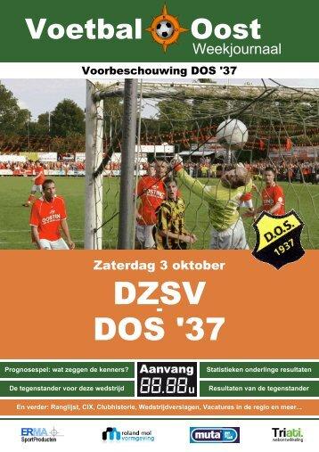 DZSV DOS '37