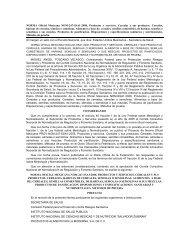 NORMA Oficial Mexicana NOM-247-SSA1-2008 ... - DePa - UNAM