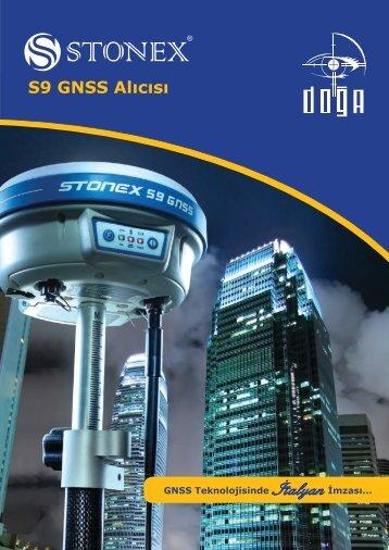 S9 GNSS Alıcısı - Doğa Elektronik