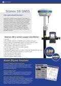 S9 GNSS Alıcısı - Doğa Elektronik - Page 2