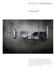 produktdaten - Fritz Hansen