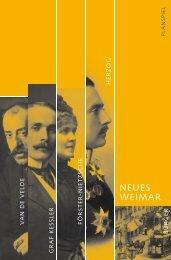 Spielkarten Planspiel »Neues Weimar - Klassik Stiftung Weimar