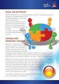 GMS.NET Yazılımı'nın tanıtım broşürünü indirmek için bu bağlantıyı ... - Page 3