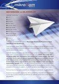 GMS.NET Yazılımı'nın tanıtım broşürünü indirmek için bu bağlantıyı ... - Page 6