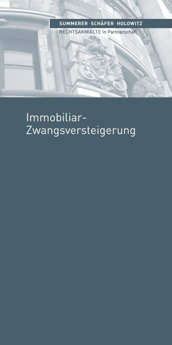 Immobiliarsachenrecht « pdf - Summerer • Schäfer • Holowitz ...