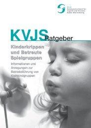 Krippen und Spielgruppen - Landesverband der Tagesmütter ...