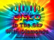 CiscoInTheSkyWithDiamonds