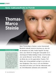 Thomas-Marco Steinle, adm, Berlin - Vera Hermes Journalistin