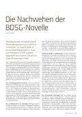 Die Nachwehen der BDSG-Novelle - Vera Hermes Journalistin - Seite 2