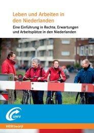 Leben und Arbeiten in den Niederlanden - Actiris International