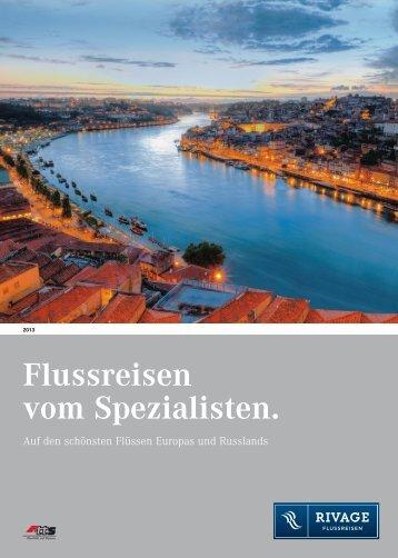 Flussreisen vom Spezialisten. - Baumann Cruises (CH)