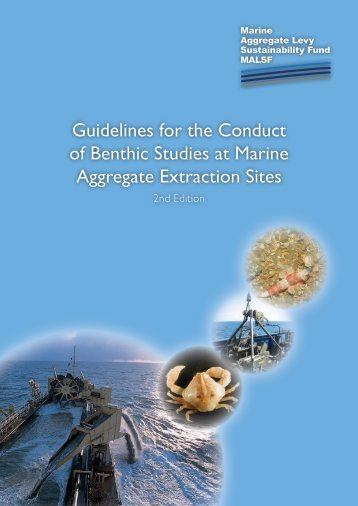 Guidelines for the Conduct of Benthic Studies at Marine Aggregate ...