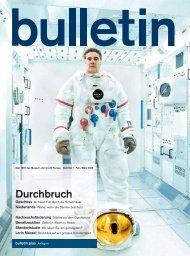 Durchbruch - Credit Suisse eMagazine - Deutschland