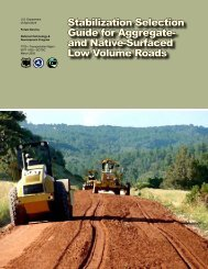 Stabilization Selection Guide for Aggregate - Illinois Department of ...