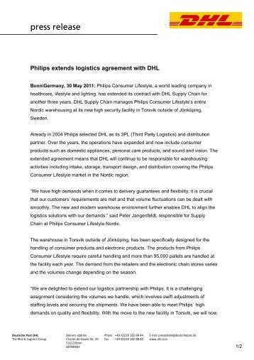 Template For Logistics Agreement Man