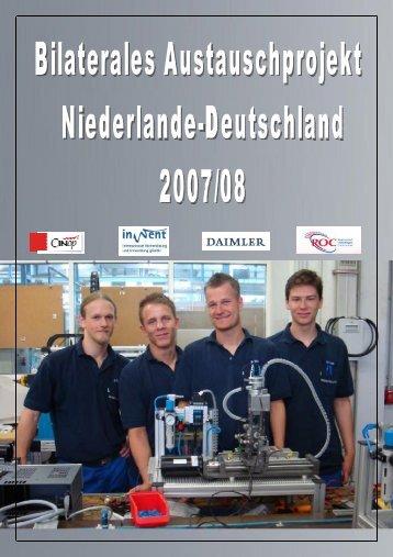 Dokumentation Bilaterales Austauschprojekt Niederlande ... - GIZ