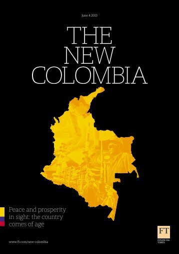 The New Colombia