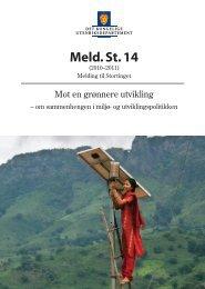 Meld. St. 14