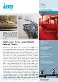 """""""Theater in der Josefstadt erstrahlt in neuem Glanz"""" (PDF / 173 KB) - Page 2"""