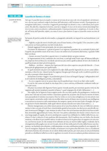 Lazarillo de Tormes e il cieco T48 ON LINE - Palumbo Editore