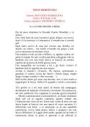 Maddalena Muccioli - Portale per l'educazione