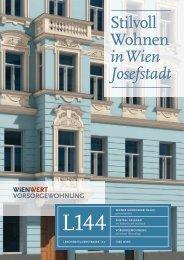 Stilvoll Wohnen in Wien Josefstadt - Wien Wert