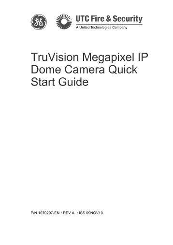 Network Dome Camera - hikvision.com