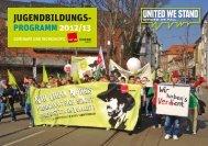 Jugendbildungsprogramm ver.di Jugend NRW download (PDF, 1 MB )