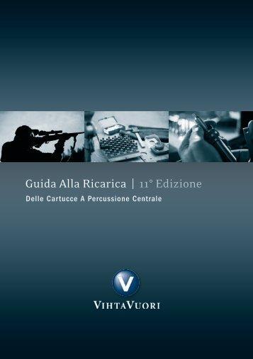Scarica Guida Alla Ricarica - Fiocchi