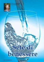 SETE DI BENESSERE.pdf - Acqua Oligominerale Castello
