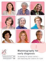 Mammography for early diagnosis - Migesplus