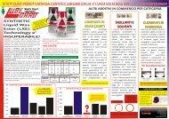 Vedi la tabella informativa sulla formazione di acido. - International ...