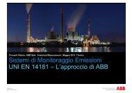 Sistemi di Monitoraggio Emissioni UNI EN 14181 – L ... - Studiosma.it